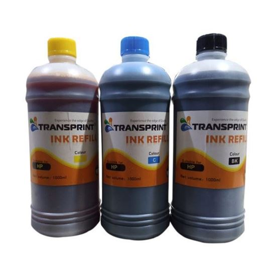 Picture of TRANSPRINT REFILL INK 1000ML