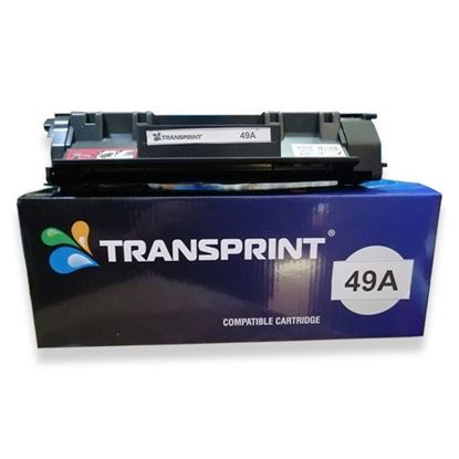 Picture of TRANSPRINT 49A COMPATIBLE CARTRIDGE