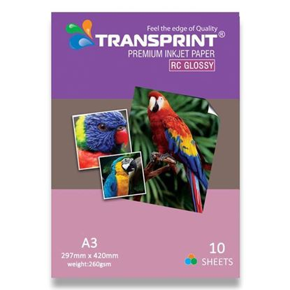 Picture of PREMIUM INKJET PAPER RC GLOSSY A3