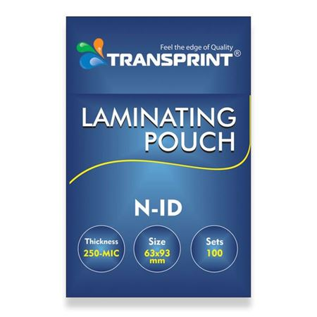 Picture for category Lamination Pouches